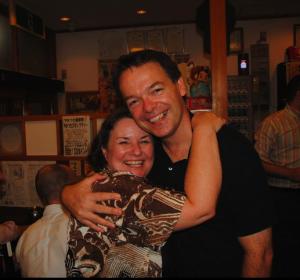 Barb Sakamoto and Steven Herder