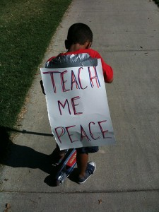 Teach Me Peace
