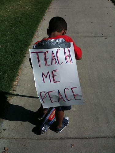 Teach Me Peace