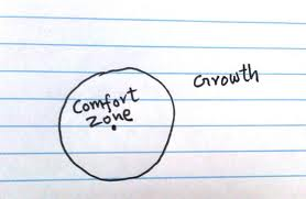 comfort zone