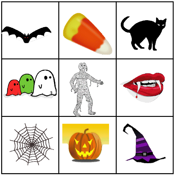 Free Halloween Cards For Kids