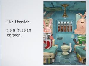 I like Usavich