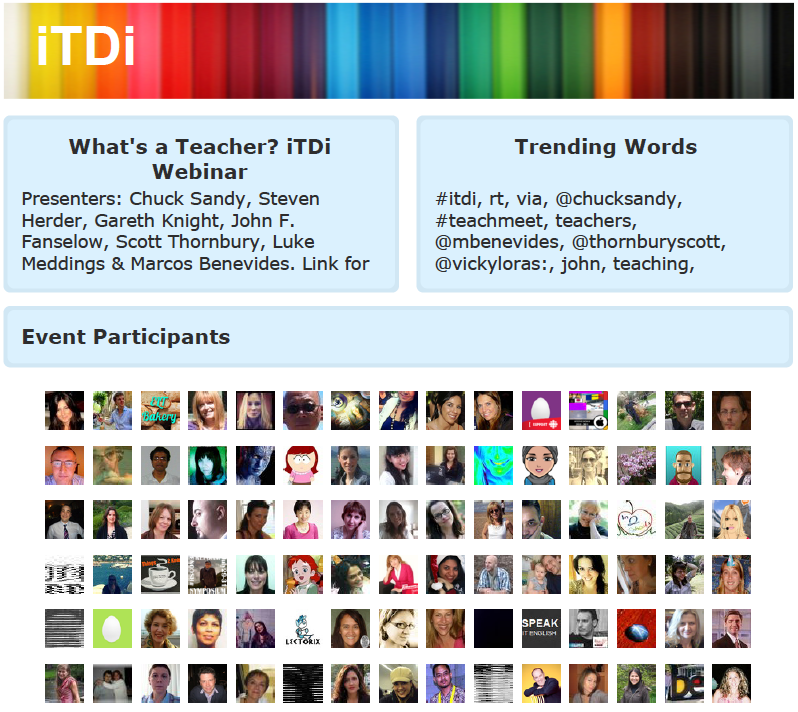 iTDi Web 1 trending