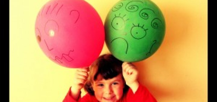 balloon faces