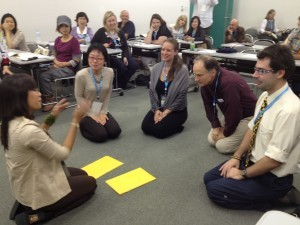 workshop on critical thinking for YLs