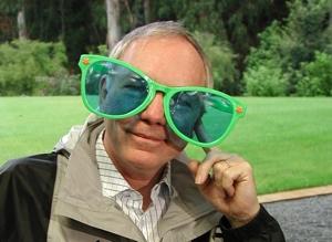 John's glasses