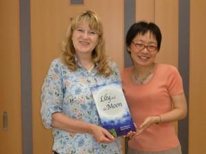 Patricia Daly Oe and Mari Nakamura