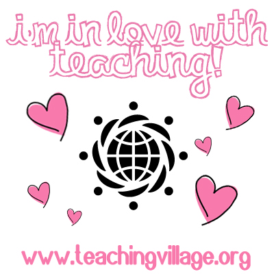 I'm in love with teaching